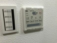 目白ガーデニア 浴室換気乾燥機スイッチ