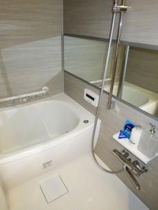 西新宿ハウス ゆったりサイズのバスルーム306