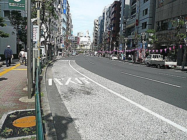秀和目黒レジデンス マンションまでの道のり