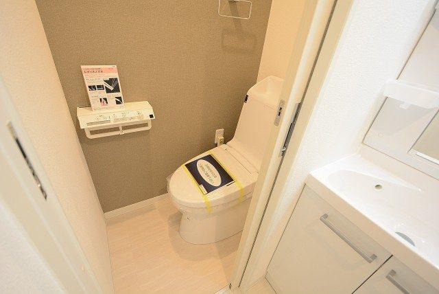 自由が丘セントラルマンション トイレ