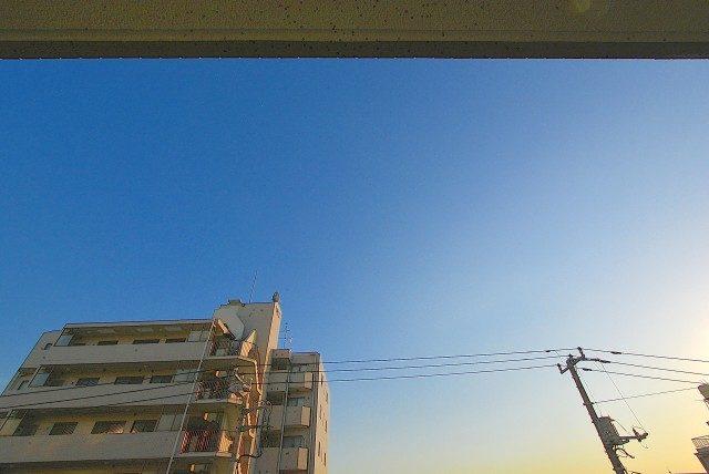 世田谷船橋パークホームズ バルコニー