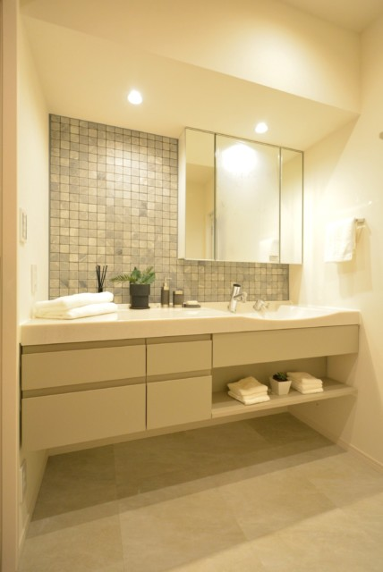 藤和青葉台コープ 洗面室