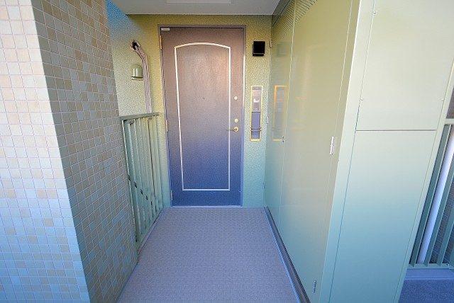 世田谷船橋パークホームズ 玄関