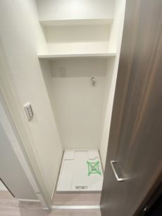 サンハイツ八幡山 洗濯機スペース