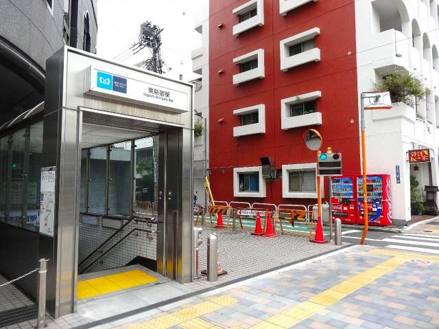 セイントマンション 東新宿駅
