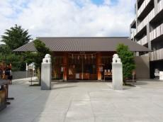 ライオンズマンション神楽坂第6 赤城神社