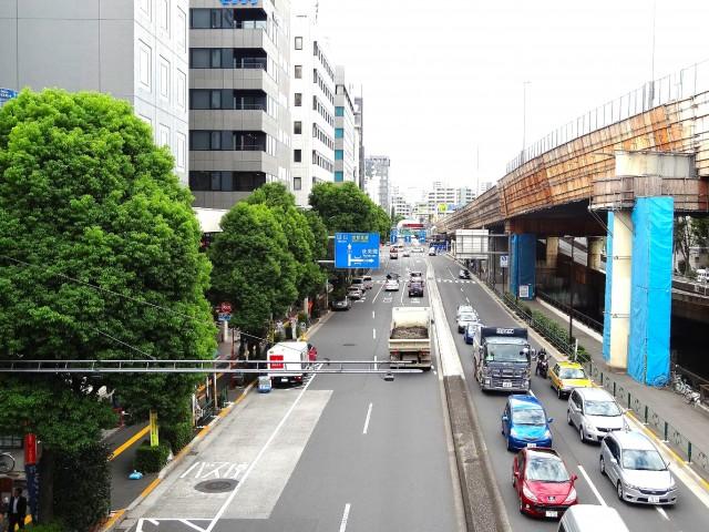 ニックハイム飯田橋 目白通り