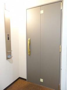 クリオレジダンス大森イースト 玄関扉