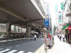 パールハイツ幡ヶ谷 幡ヶ谷駅周辺