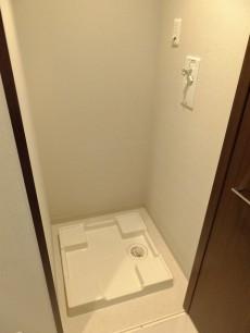 コンシェリア西新宿 洗濯機置場2209