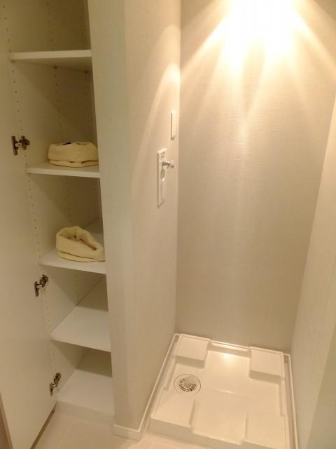 コンシェリア西新宿 洗濯機置場1209