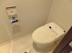 コンシェリア西新宿 トイレ1209