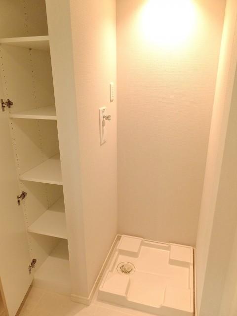 コンシェリア西新宿 洗濯機置場709
