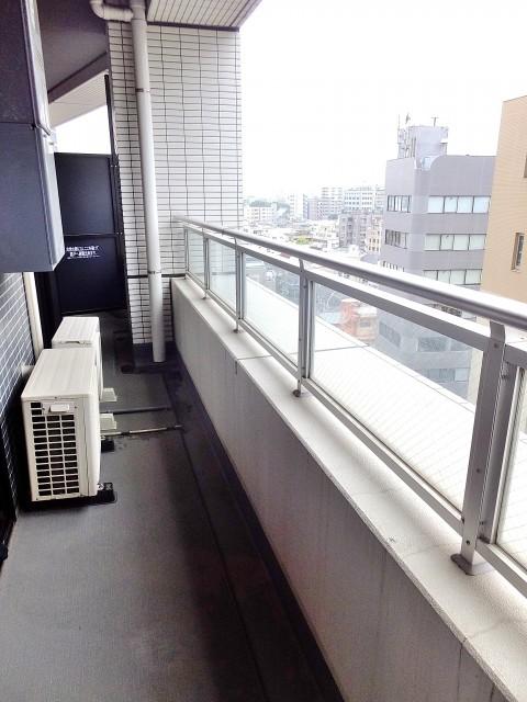 コンシェリア西新宿 バルコニー709