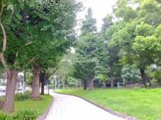 目黒グランドール 公園