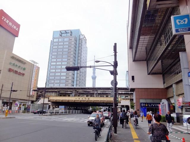 デュオリスタ錦糸町 駅前
