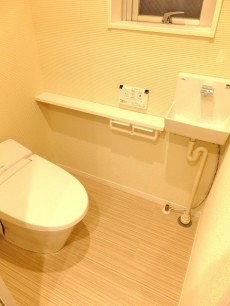シルキーハイツ九段南2号館 トイレ