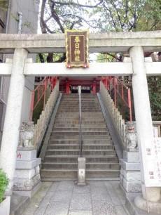 サニークレスト三田 神社