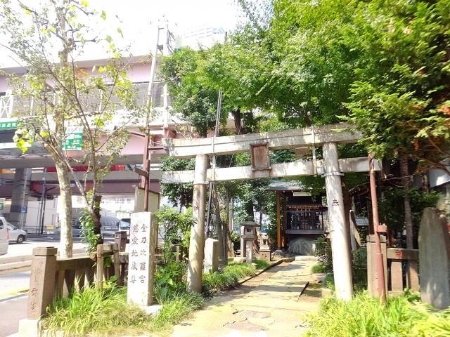 セザールリバーサイド中洲 神社