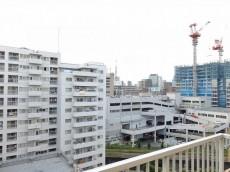 シティ田町 洋室1バルコニー
