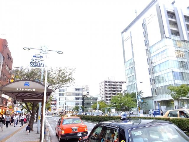 田町グリーンハイツ 駅前