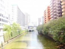 五反田コーポビアネーズ 目黒川