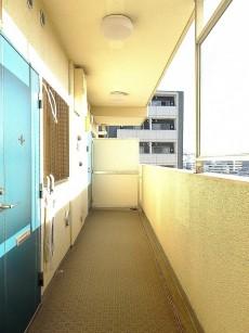 ニックハイム飯田橋 共有廊下