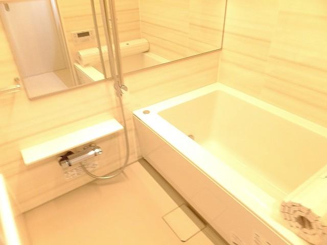 尾山台リバーサイドハイデンス バスルーム