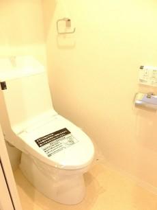 尾山台リバーサイドハイデンス トイレ
