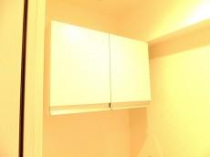 尾山台リバーサイドハイデンス トイレ吊戸棚
