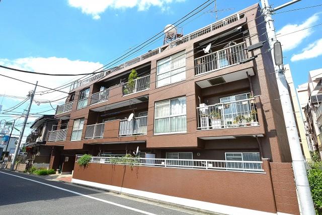 第3桜新町ヒミコマンション 外観