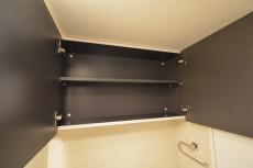 第3桜新町ヒミコマンション トイレ吊戸棚