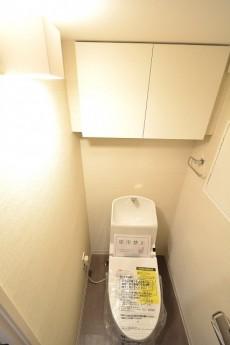 第3桜新町ヒミコマンション トイレ