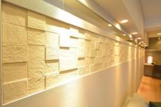 ハイツ赤坂 リビング壁 105
