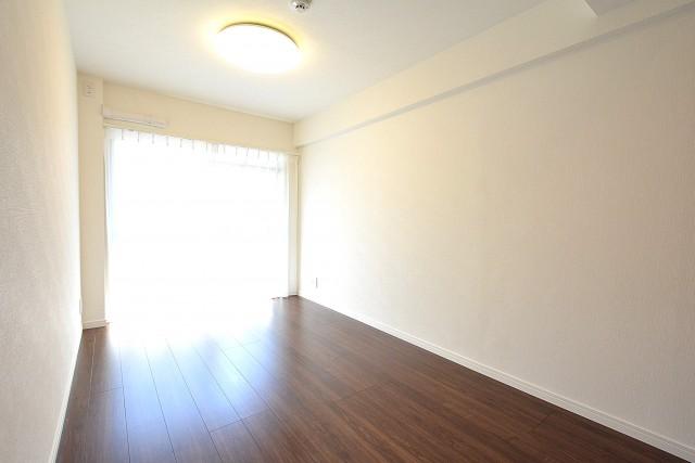 第3桜新町ヒミコマンション 5.8帖のベッドルーム