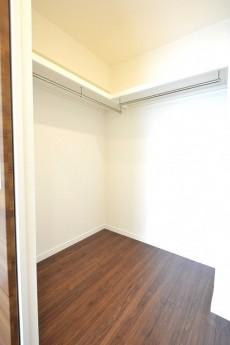 第3桜新町ヒミコマンション ウォークインクローゼット
