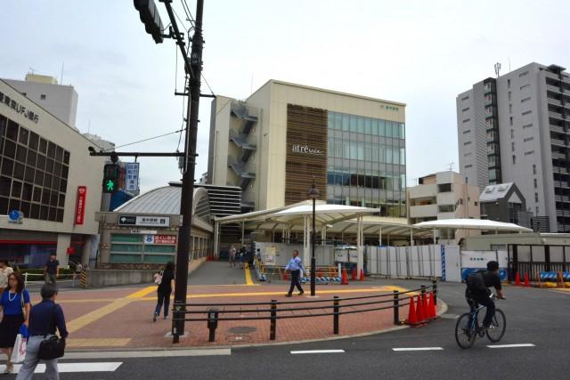 東中野パークマンション 周辺環境