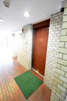 東中野パークマンション エレベーター