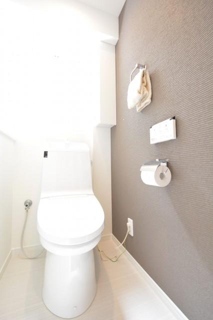 フジホーマンション トイレ