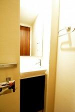 三軒茶屋シティハウス トイレ手洗い場