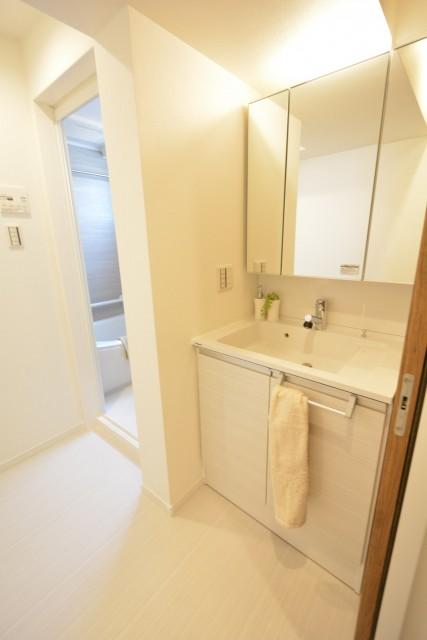 フジホーマンション トイレ 洗面台