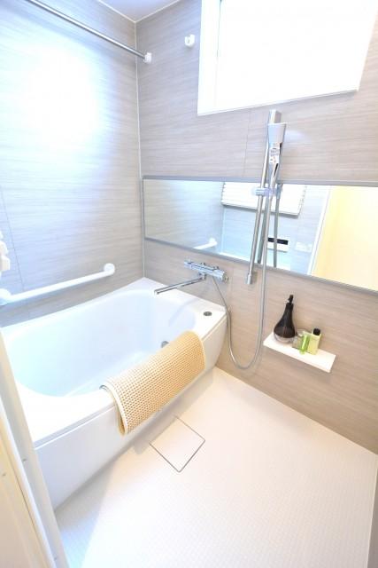 フジホーマンション 浴室