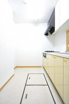 クリオ高田馬場壱番館 キッチン