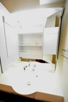 東中野パークマンション 洗面台