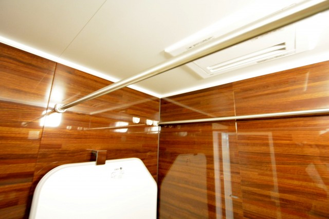 東中野パークマンション 浴室