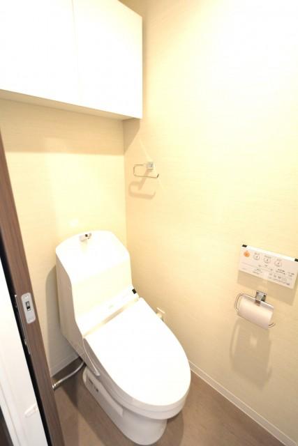 東中野パークマンション トイレ