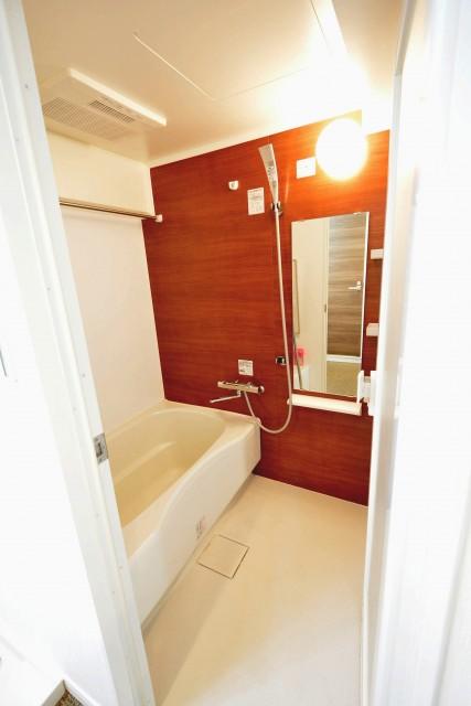 西荻リリエンハイム 浴室