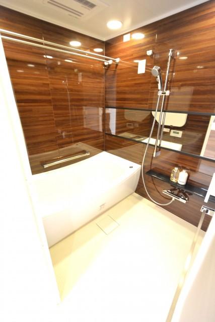 クレール荻窪 浴室