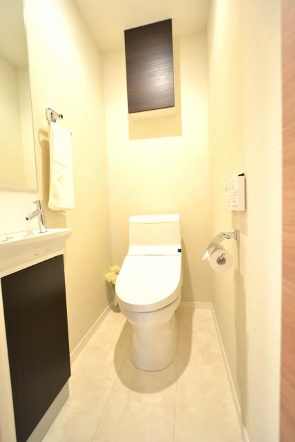 クレール荻窪 トイレ