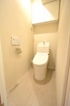 朝日プラザ梅ヶ丘 トイレ